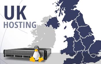UK Shared Web Hosting
